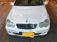 Mercedes c 240 model 2004