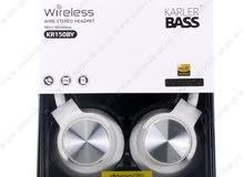 Karler Bass Headphones.