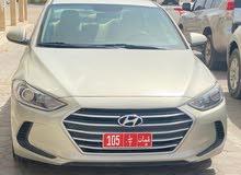 Hyundai Elantra For Rent 2018  -سياره هونداي النترا للايجار اليومي 2018