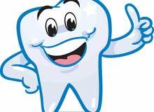 طبيب اسنان للعمل و الشراكة و ترخيص العيادات و المجمعات الطبية .
