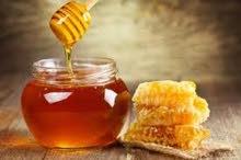 عسل ربيعي وزعتري وسدر