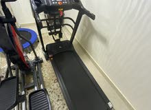 TA sport motorized electric treadmill with massager