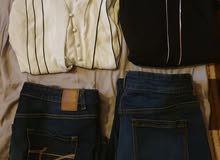 ملابس زارا للبيع وبراندات اخرى للبيع ثمن الكل 500