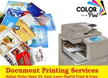 printing photocopying services
