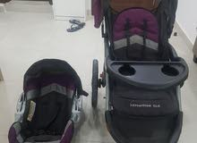 Used Stroller with child Seat for sale