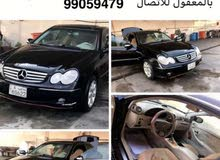 Mercedes Benz E 240 2003 For sale - Black color