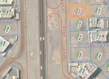 أول خط للبيع أرض سكنية المعبيلة الثامنة