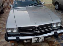 Gasoline Fuel/Power   Mercedes Benz SL 1974
