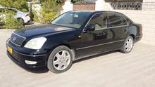 Used condition Lexus LS 2001 with 1 - 9,999 km mileage