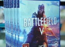 لعبة باتلفيلد 5  battlefild v