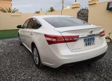 White Toyota Avalon 2013 for sale