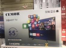 شاشات I Vie و G-GUARD فل مواصفات سمارت 4k HDR باسعار خرافية