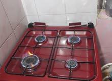 طباخ كومتيل تركي للبيع نظيف كلش ب100 وبي مجال