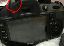 كاميرا نيكون D3100 نظيفه