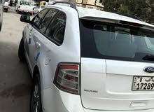 Ford Edge 2010 For sale - White color