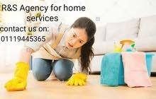 R&S Agency for homework service