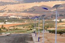 أراضي للبيع بجانب شارع الأردن- منطقة أبو نصير