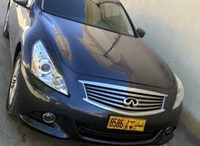 For sale 2010 Grey G37