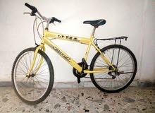 دراجة 26 في حالة جيدة للبيع