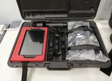 جهاز لانج x431 مستخدم 6 أشهر تحديث ثلاث سنوات السعر 13 ورقه