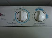 LG machine a laver