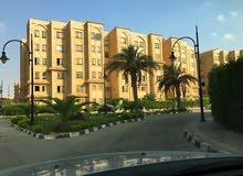 شقة 80 م بأميز كمبوند ب 6 أكتوبر جاهزة على التسليم