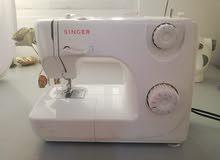 ماكينة خياطة Singer  بحالة الوكالة
