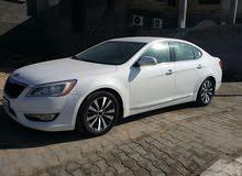 Gasoline Fuel/Power   Kia Cadenza 2012