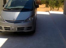 Gasoline Fuel/Power   Toyota Previa 2006