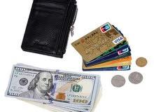 محفظة للبطاقات والنقود Wallet for Cards