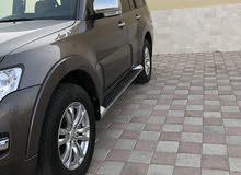 باجيرو 3.8 فورويل 2016 نظيف جدآ فول اوبشن