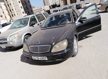 مرسيدس موديل 2002... السعر 380 فقط لاغير