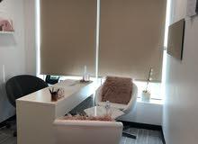 أحصل على مكتب فاخر مؤثث بالعاصمة  Luxury furniture office in Kuwait Capital no Commission