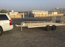 للإيجار اليومي عربة قالوصة كبيرة لنقل المركبات