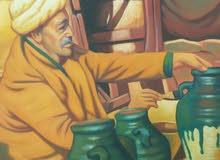لوحات فنية وتشكيلية واقعية ومستعدون لرسم الصور الشخصية والجداريات وبكافة الأحجام