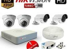 كاميرات مراقبة بالصك المصدق Hikvision