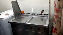 للبيع آله اسكريم صاج نظيفه مستعمل شهر.. للتواصل واتساب 775687173