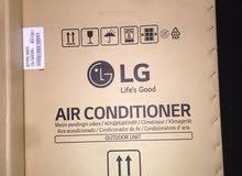 يوجد لدينا مكيفات LG 2 طن