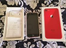 أيفون 8 جديد (أحمر)