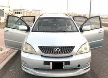 Lexus RX 2005 For sale - Silver color