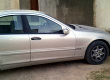 Mercedes Benz C 180 2002 For Sale
