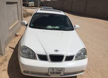 Gasoline Fuel/Power   Daewoo Lacetti 2007