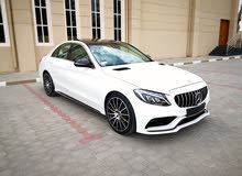 Mercedes Benz C 300 car for sale 2017 in Barka city