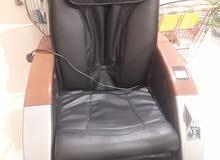 كرسي مساج للبيع تحت الضمان بيعمل بشكل جيد