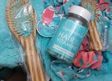 شوهر بيرهير( شوقر بير هير) sugar bear hair vitamins