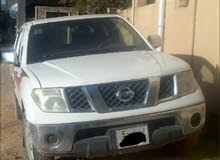 Used condition Nissan Navara 2009 with +200,000 km mileage
