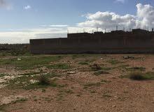 قطة ارض في قنفودة ارض مرواس يرقب من الجامع والرئيسي