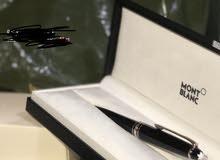 قلم مونت بلاك استاعمال شهر بس كشخه الحبر فول