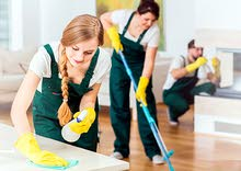 عاملة نظافة ممتازة