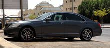 Mercedes Benz S 500 for rent in Cairo